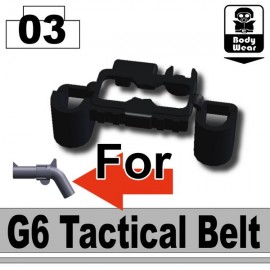 G6 Tactical BELT