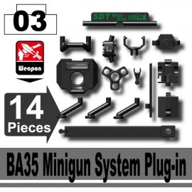 Black BA35 MS Plug-in
