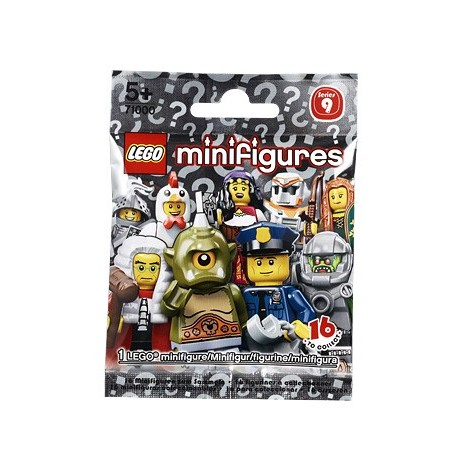 Minifigures Series 9 (Random sell)