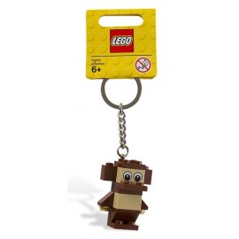 850417 LEGO® Monkey Key Chain