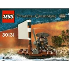 30131 Jack Sparrow's Boat