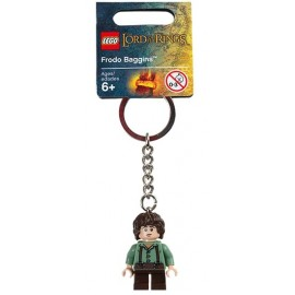 850674 LEGO® The Lord of the Rings™ Frodo Baggins™ Key Chain