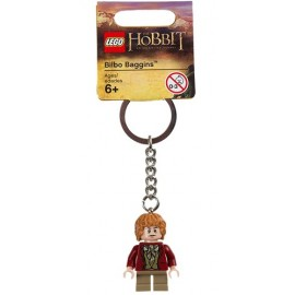 850680 LEGO® The Hobbit: An Unexpected Journey™ Bilbo Baggins™ Key Chain