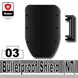 BULLETPROOF SHIELD N7