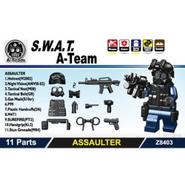 Z8403 S.W.A.T. A-Team ASSUALTER