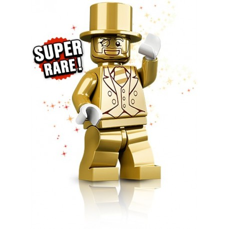 71001 Mr. Gold - Bricks CaNal Store