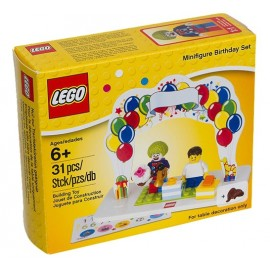 850791 LEGO® Minifigure Birthday Set