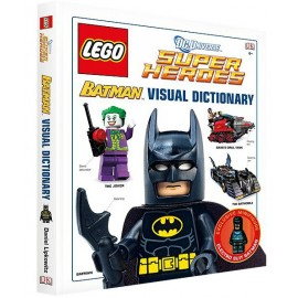 5002889 LEGO® DC Universe™ Super Heroes Batman™: The Visual Dictionary