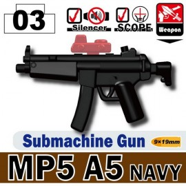 MP5A5 NAVY Submachine Gun