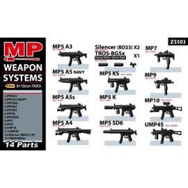 MP WEAPON SYSTEMS including