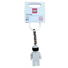 Top Gear The Stig key chain