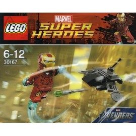 30167 Iron Man vs. Fighting Drone