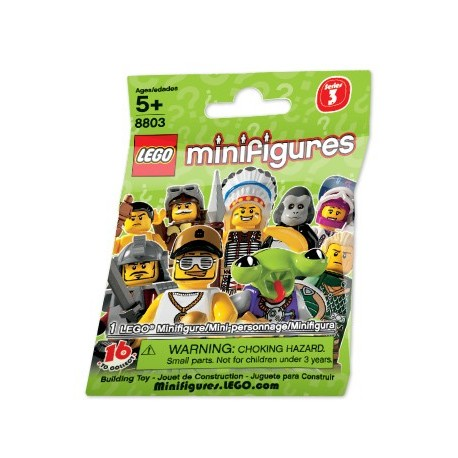 Minifigures Series 3 (Random sell)
