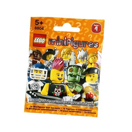 Minifigures Series 4 (Random sell)