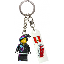 850895 THE LEGO® MOVIE™ Wyldstyle Key Chain