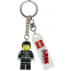 850896 THE LEGO® MOVIE™ Bad Cop Key Chain