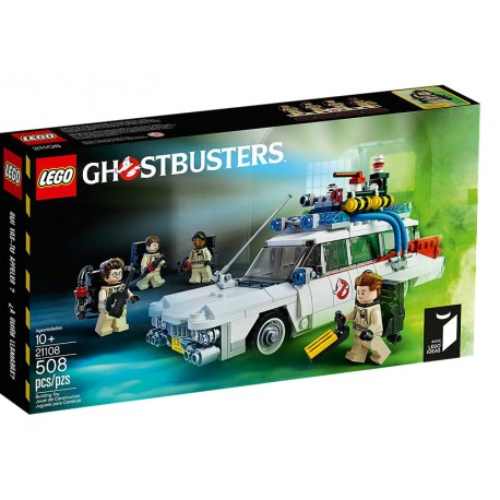 21108 Ghostbusters™ Ecto-1