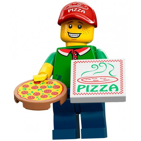 71007 Pizza Delivery Man
