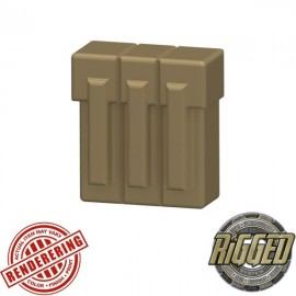 Ammunition Pouch (Dark Tan)