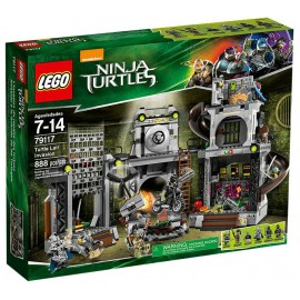 79117 Turtle Lair Invasion