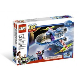 7593 Buzz's Star Command Spaceship