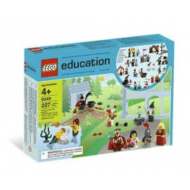9349 Fairytale and Historic Minifigure Set