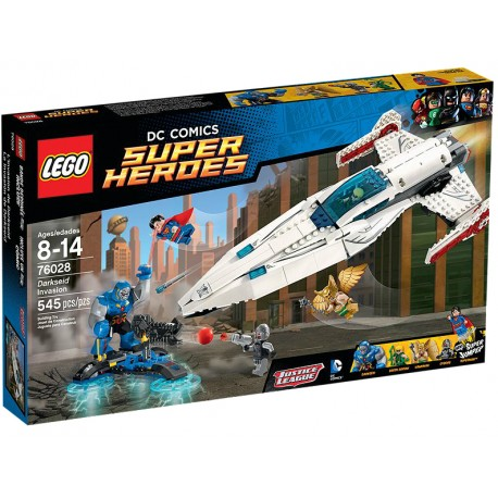 76028 Darkseid Invasion
