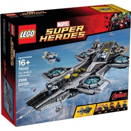 76042 SHIELD Helicarrier