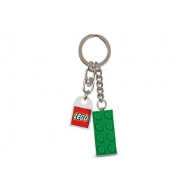 852096 Green Brick Key Chain