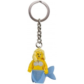 851393 Mermaid Key Chain