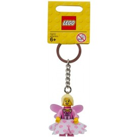 850951 Girl Minifigure Key Chain