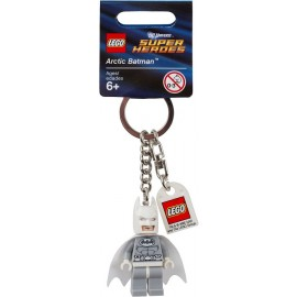 850815 DC Universe Super Heroes Arctic Batman Key Chain