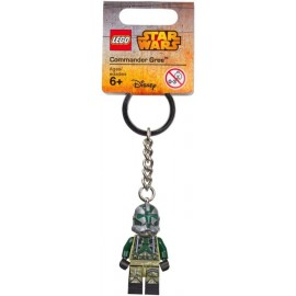 853474 Commander Gree Key Chain