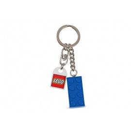 850152 Blue Brick Key Chain