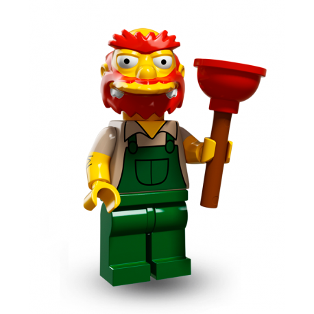 71009 GROUNDSKEEPER WILLIE