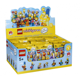 71009 The Simpson - Series 2 Box (60 Pcs)