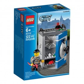 40110 LEGO City Coin Bank