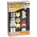 8020325 Star WarsTM StormtrooperTM Kids' Watch
