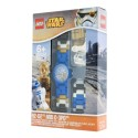 8020394 Star WarsTM C-3POTM & R2-D2TM Kids' Watch Special Bundle Pack