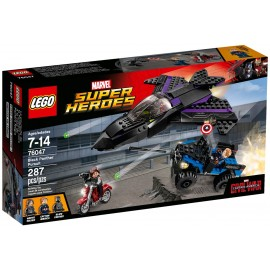 76047 Black Panther Pursuit