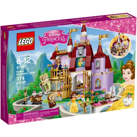 41067 Belle's Enchanted Castle