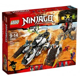 70595 Ultra Stealth Raider