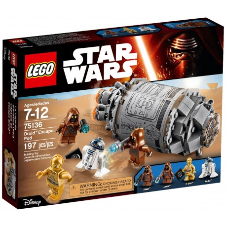 75136 Droid Escape Pod