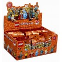 71011 Minifigures Series 15 Box (60 Pcs)