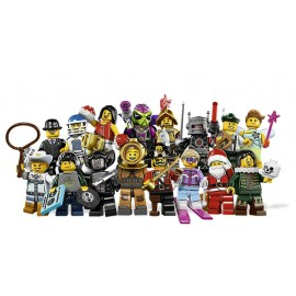 Minifigures Series 8 (Full Set)