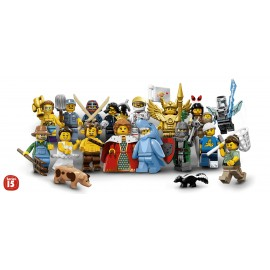 71011 Minifigures Series 15  (Full Set)