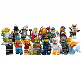 71000 Minifigures Series 9 (Full Set)