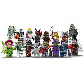 71010 Minifigures Series 14 (Full Set)