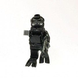 Frog Man Custom Printed LEGO® Minifigure
