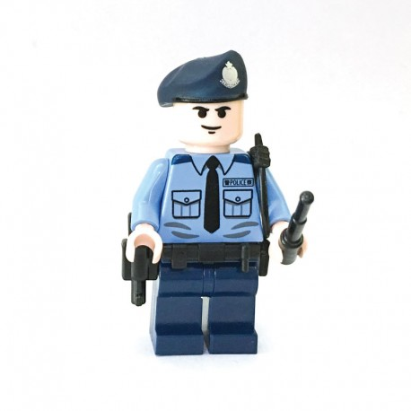 Hk Police Long Sleeve Custom Printed Lego 174 Minifigure